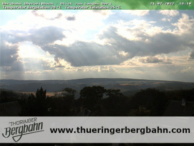 Webcam Panorama MTB-Trail Oberweißbach